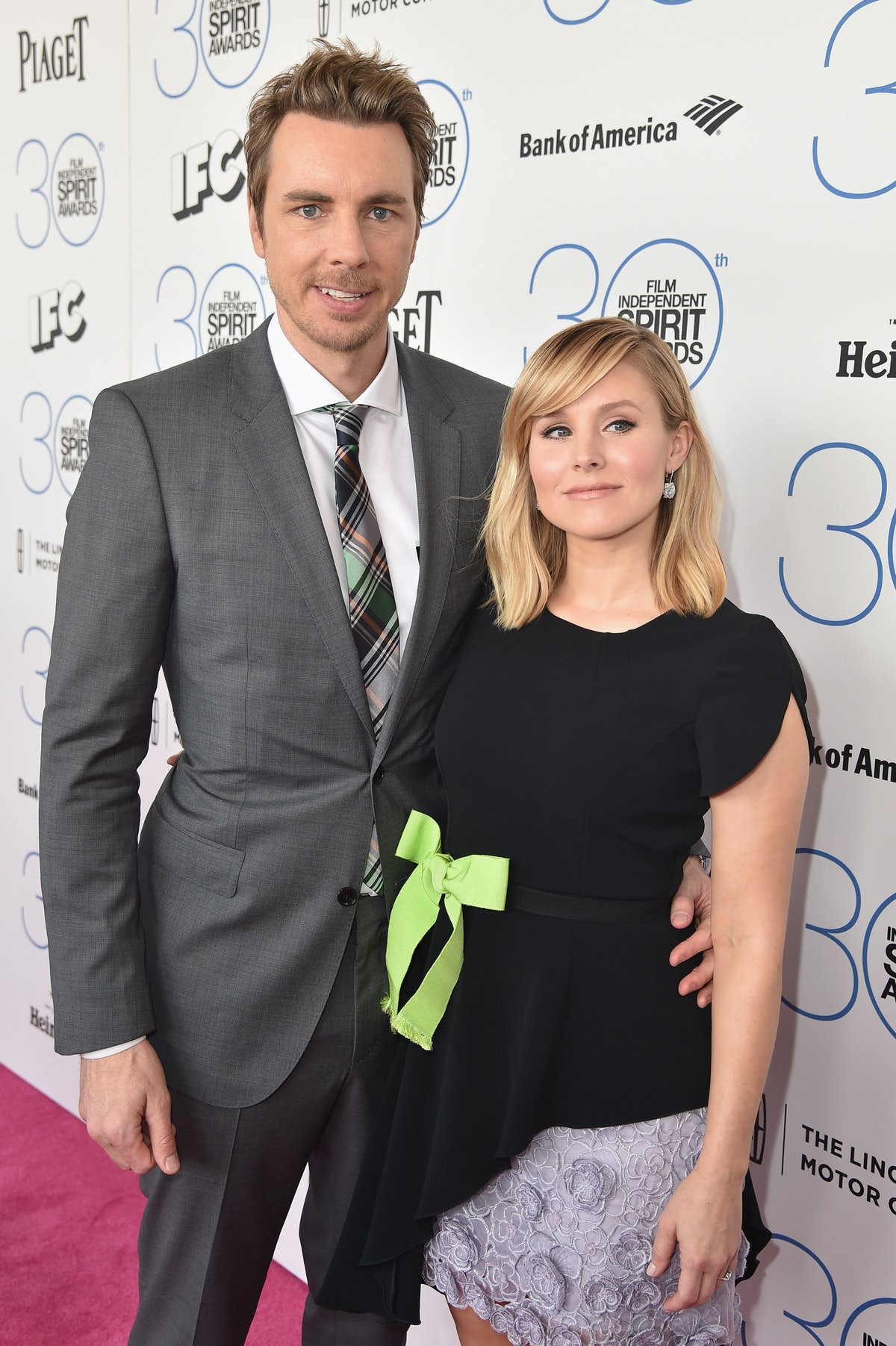 Dax Shepard's Mother's Day Post To Kristen Bell Thanks Her For All She Does For Their Family — PHOTO