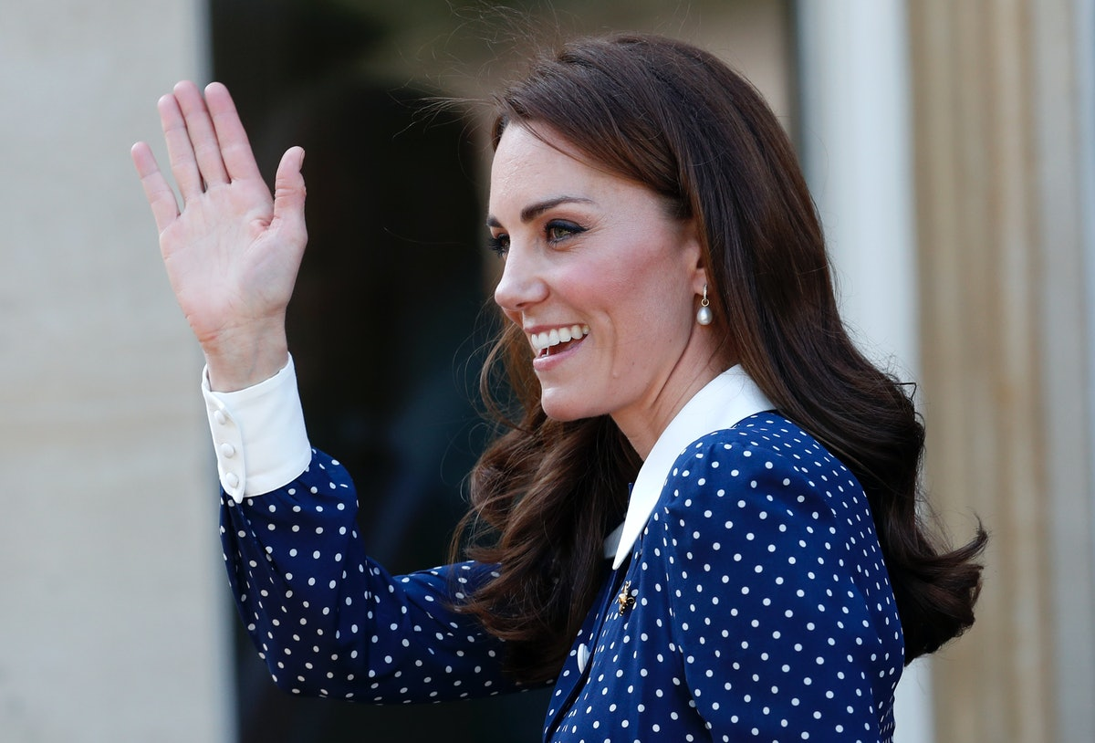 Kate Middleton's Braided Updo Is A Stunning Change Of Pace For The Duchess