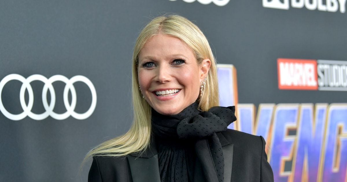 Gwyneth Paltrow's Alexandre Birman Sneakers Are Her Summer Go-To