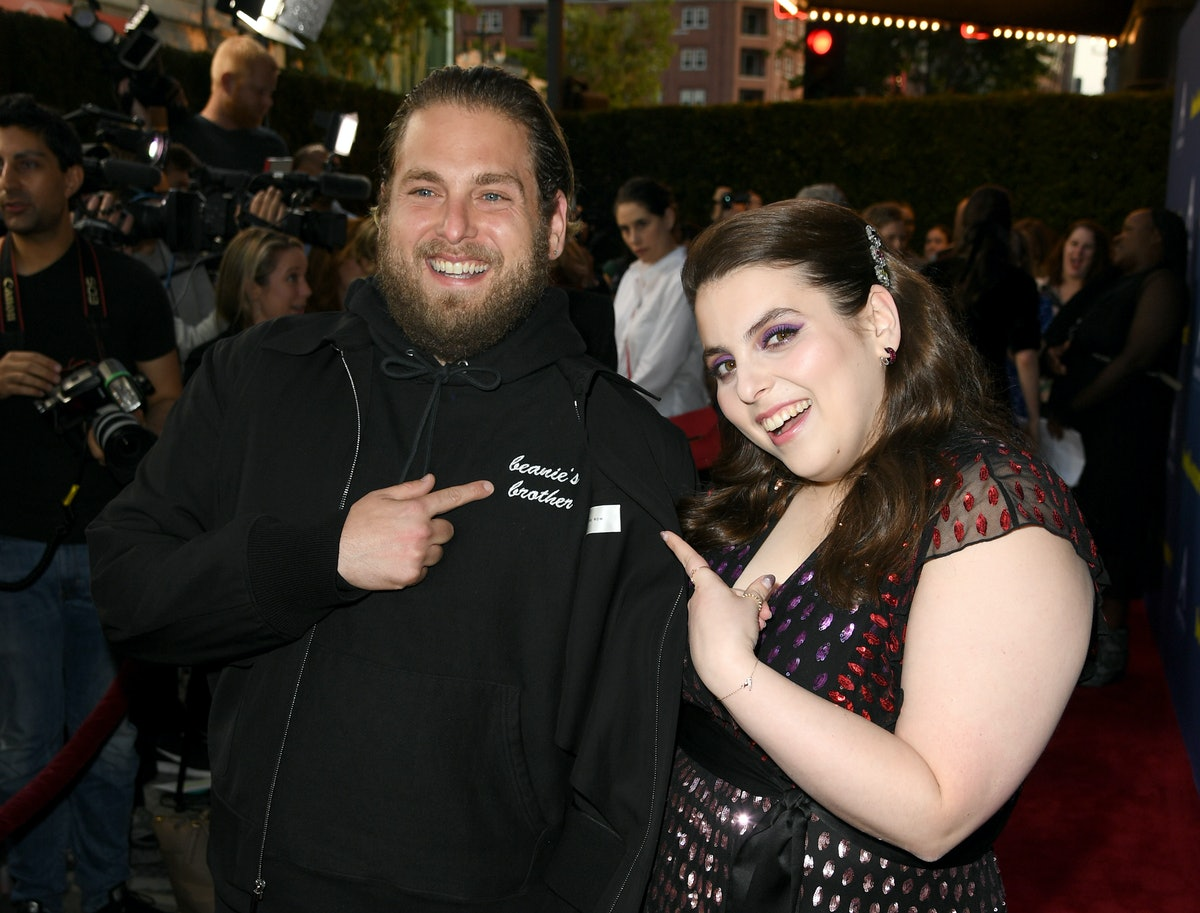 13 Of Beanie Feldstein & Jonah Hill's Best Sibling Moments That Show How Much They Support Each Other