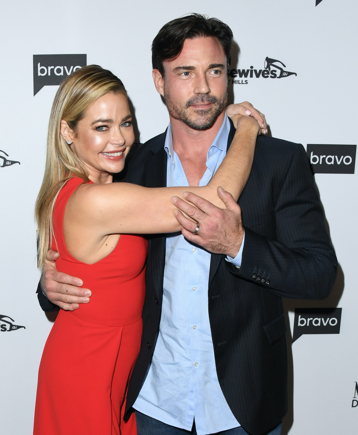 These Tweets About Denise Richards' Husband On 'Real Housewives Of Beverly Hills' Prove Fans Adore The Newlyweds