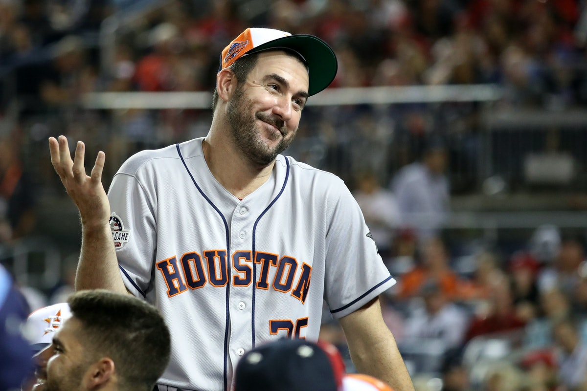 Justin Verlander Wants His Daughter To Find Her Passion — While Still Holding Onto His