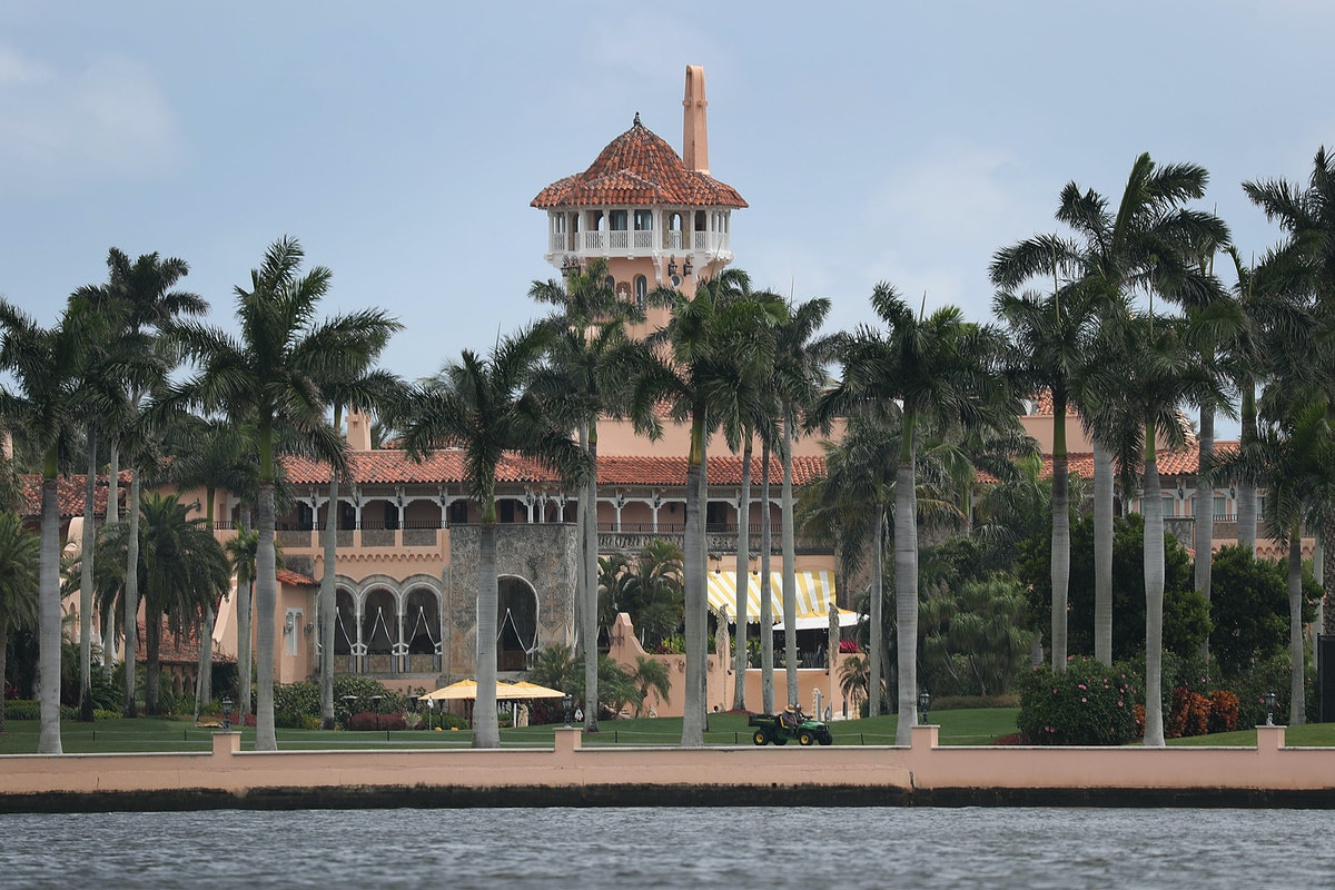 Trump's 2018 Financial Disclosure Suggests Mar-A-Lago Isn't Making What It Used To
