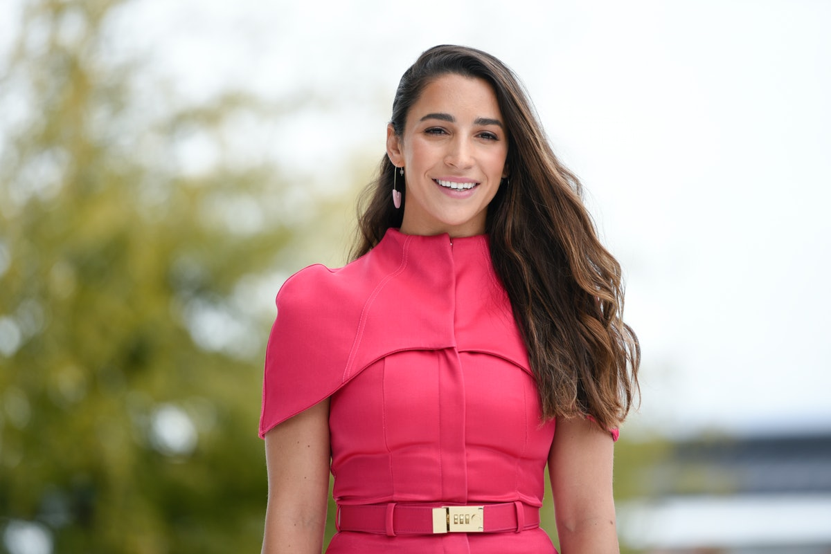 Aly Raisman Shares How She Copes With Triggers & What Optimism Means To Her