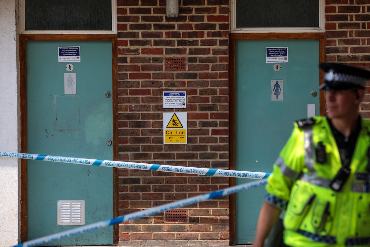 The BBC's New Salisbury Poisoning Drama Will Take You Into The Heart Of The Skripal Incident