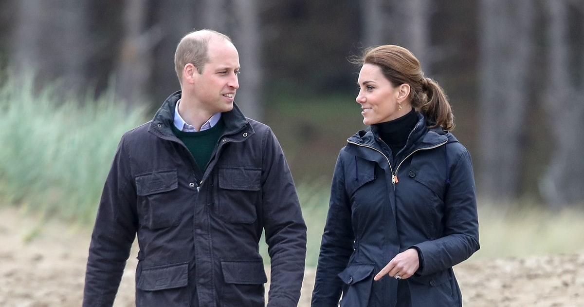 Prince William & Kate Middleton's Upcoming Trip To Pakistan Has Them Following In The Queen's Footsteps
