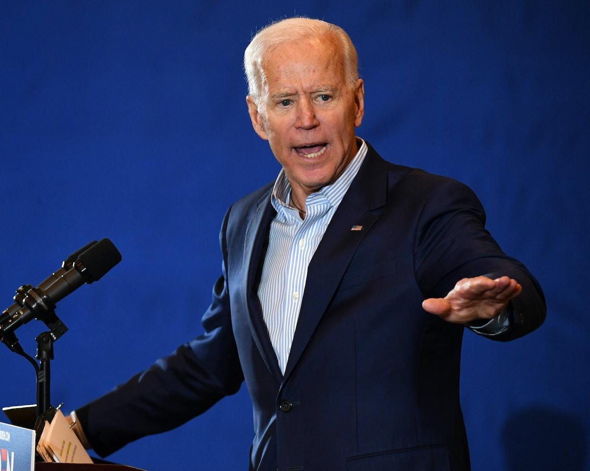 Joe Biden's Response To Donald Trump's Economic Talking Points Credits Barack Obama