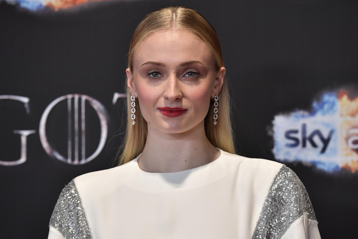 Sophie Turner Shared Why Growing Up On 'Game Of Thrones' Was Such A Challenge