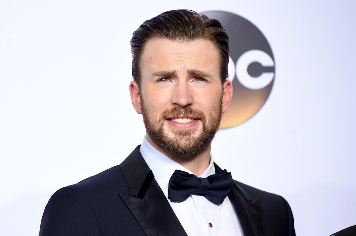 Chris Evans' Dating Timeline Lets Captain America Fans Take A Walk Down Memory Lane