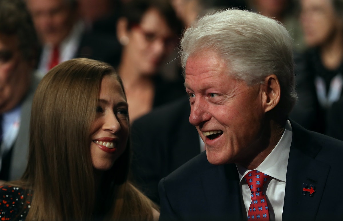 Bill & Chelsea Clinton Are Launching A Podcast About What Shapes The Work They Do