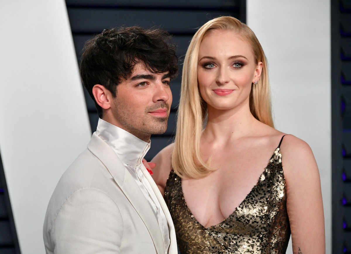 Sophie Turner Spilled About Her Vegas Wedding & Hinted When Her Second Ceremony Will Be