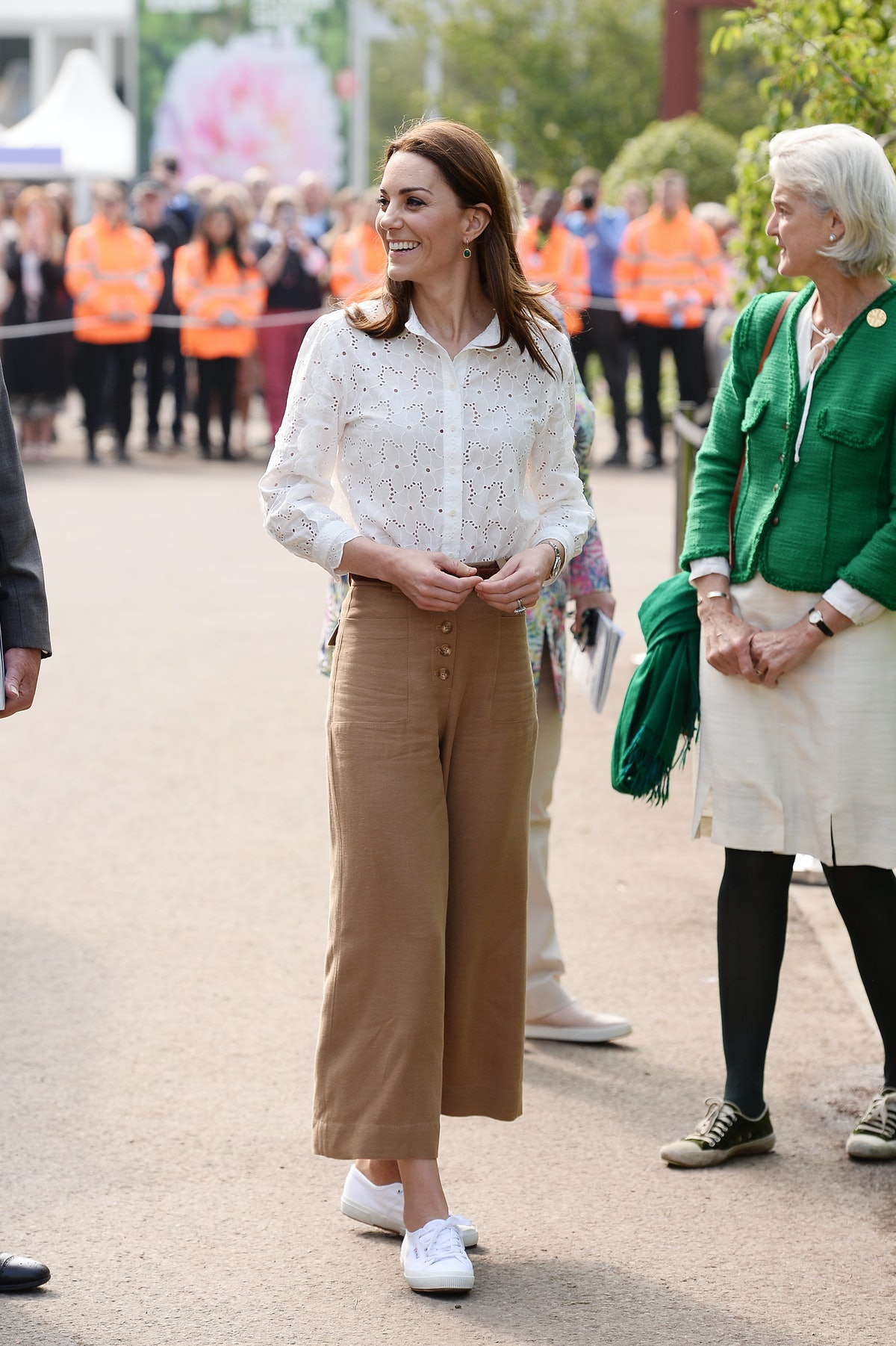 Kate Middleton's Sneakers Are The Perfect Summer Shoe & They're Just $65