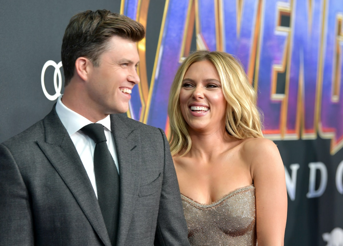 Scarlett Johansson & Colin Jost Are Engaged, But The Details Are Totally Under Wraps