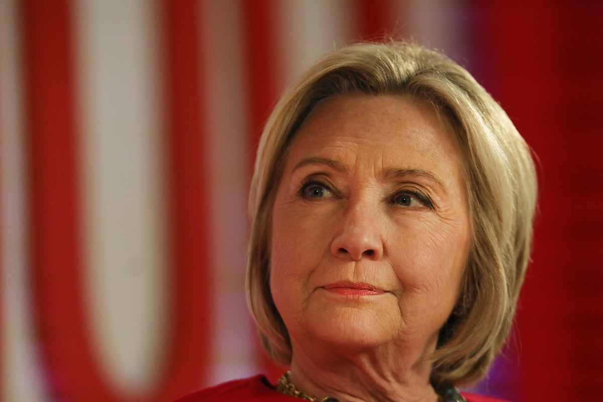 "Hillary Clinton's ""Stop The Bans"" Tweet Details How You Can Stand Up For Abortion Rights"