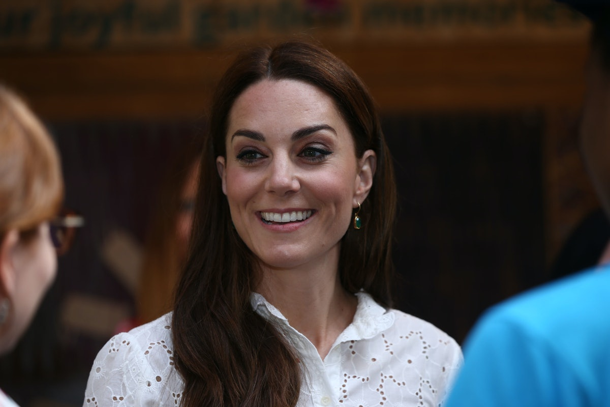Kate Middleton's Braided Hairstyle Looks Straight Out Of 'Game Of Thrones' In The Best Way Possible