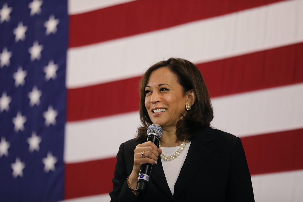 Kamala Harris Tackles The Gender Pay Gap — Here's Exactly What's In Her Plan