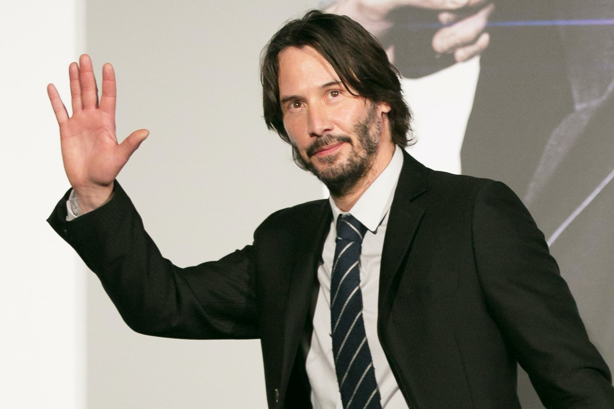 This Keanu Reeves Fan Story Involves The Actor Buying Ice Cream For The Kindest Reason