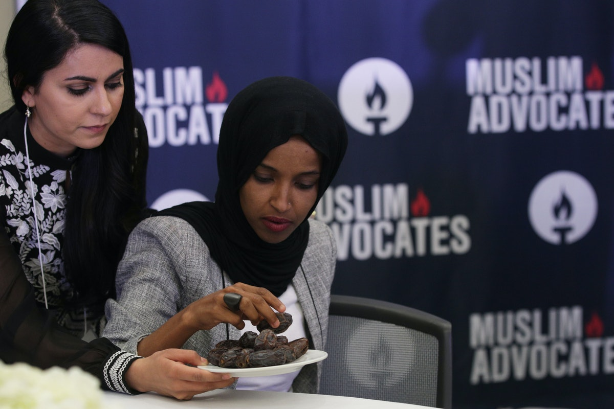 Photos Of The Congressional Iftar Show Muslim Lawmakers Breaking Fast With Other Members