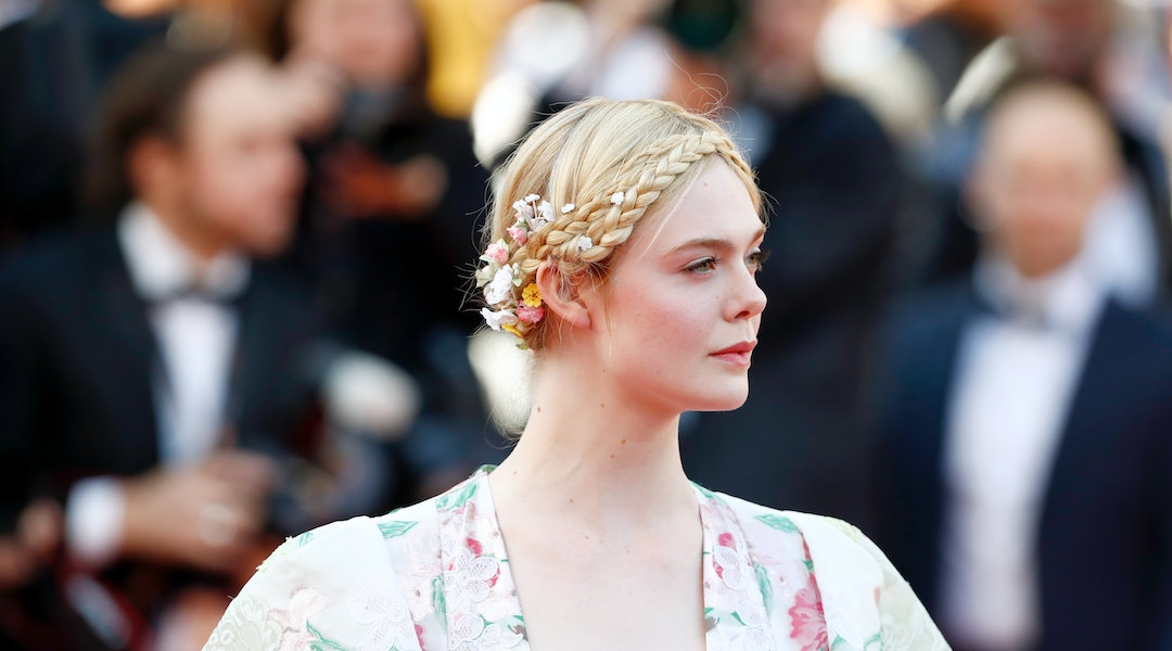 642a643df19 Elle Fanning's 2019 Cannes Film Festival Style Has Been Defined By This  Bold Shoe Trend