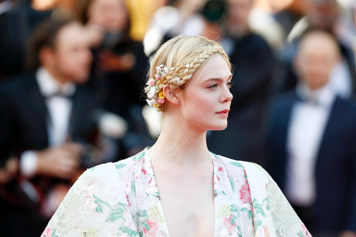 Elle Fanning's 2019 Cannes Film Festival Style Has Been Defined By This Bold Shoe Trend