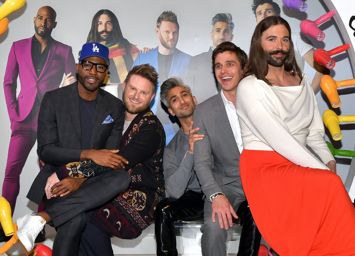 Jonathan Van Ness' Final 'Game Of Thrones' Recap Had A Fab Cameo From The 'Queer Eye' Cast — VIDEO
