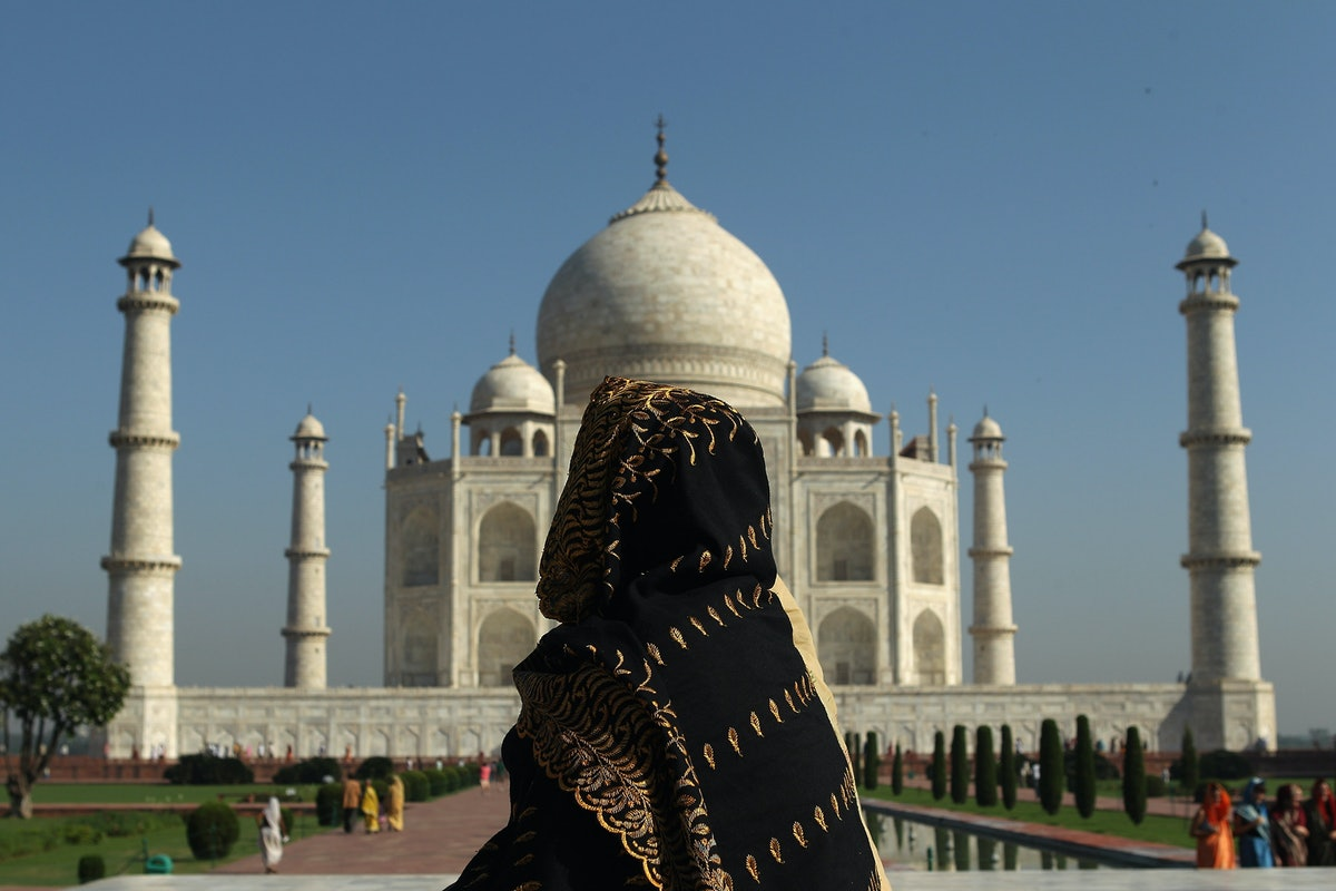The Taj Mahal Will Have A Breastfeeding Room For Nursing Mothers, Marking An Incredible First
