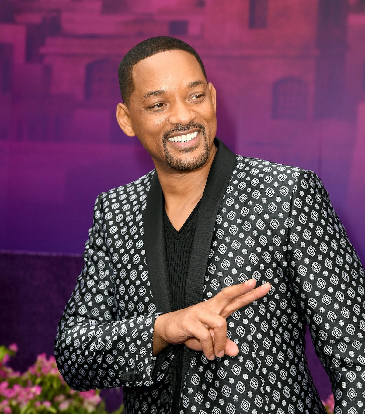 "Will Smith & DJ Khaled's ""Friend Like Me"" Remix From 'Aladdin' Will Make '90s Kids Do A Double Take — LISTEN"