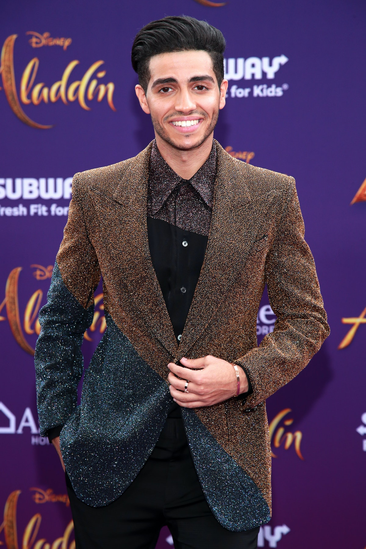 Who Is Mena Massoud Dating? The 'Aladdin' Star Sounds Like A Great Catch