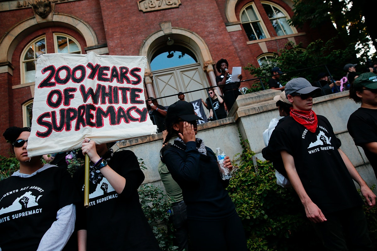 White Supremacist Domestic Terrorism Is On The Rise, According To The FBI