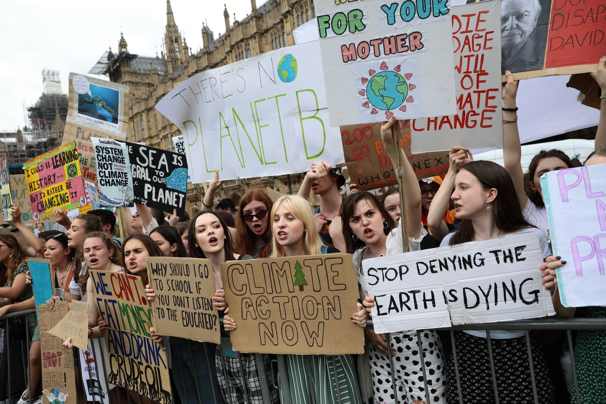 A Global Climate Strike Is Happening In September & Here's What You Need To Know