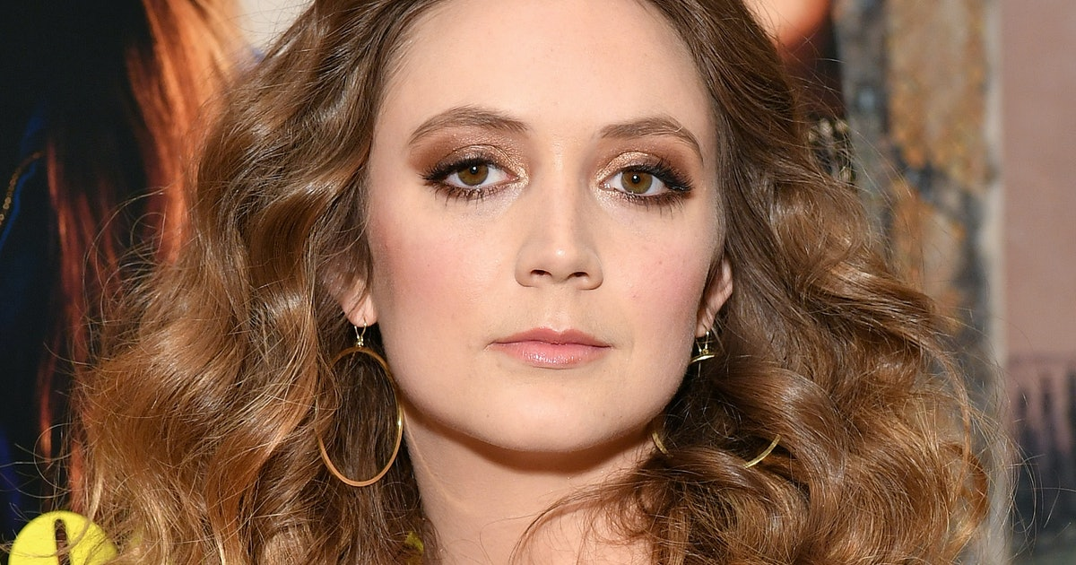 Billie Lourd Didn't Like 'Star Wars' While Growing Up, But She's A Fan Now For A Super Touching Reason