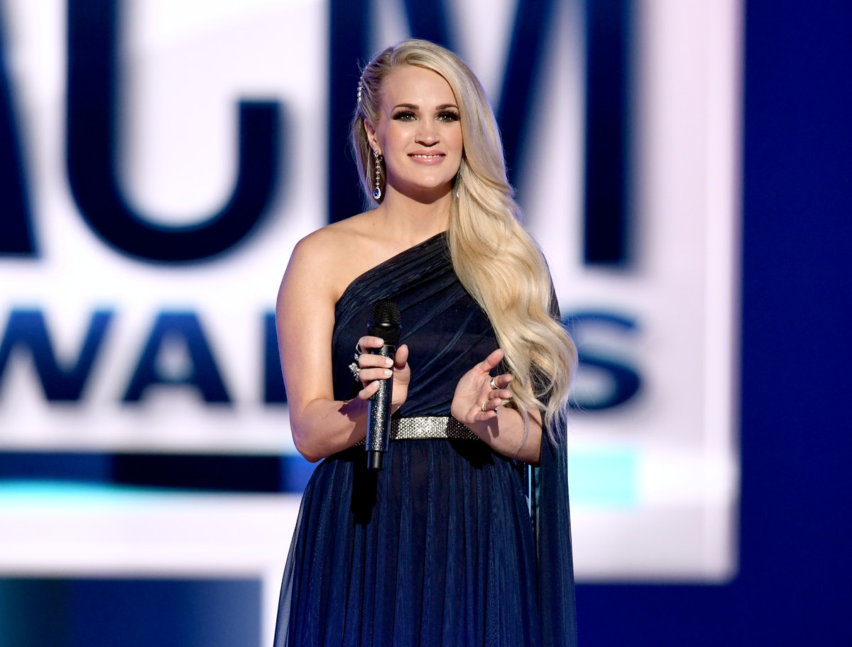 Carrie Underwood Celebrated Her 'American Idol' Anniversary With A Tearful Throwback Photo