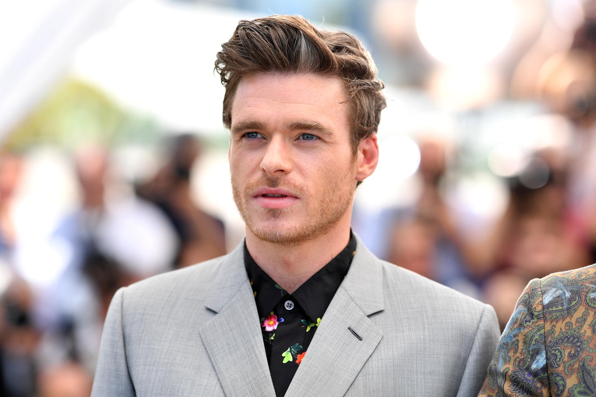 Richard Madden's Nudity In 'Rocketman' Came With A Warning For His Mum