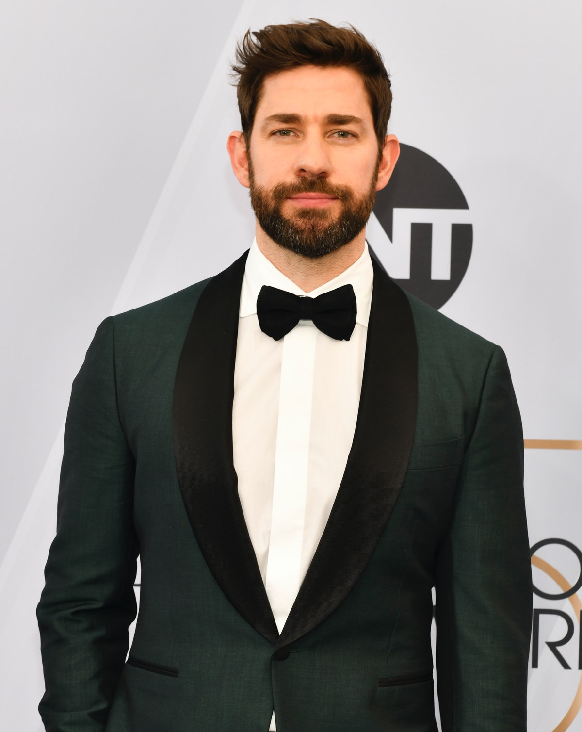 John Krasinski's Commencement Speech At Brown University Is Almost As Moving As 'The Office' Finale — VIDEO