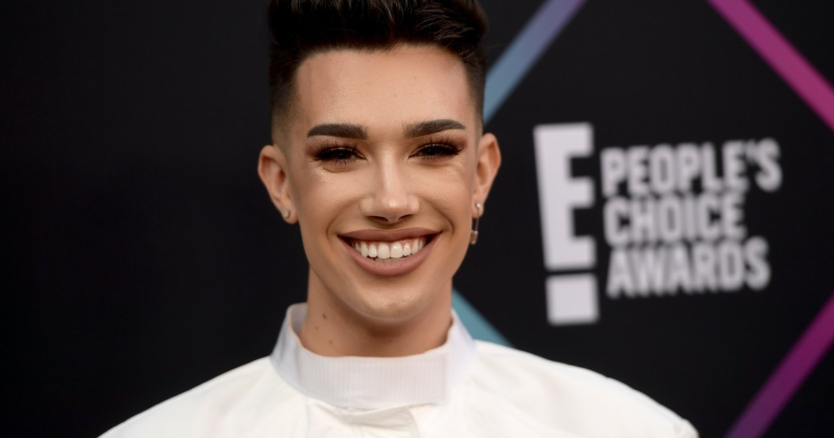 James Charles' First Video Since The Tati Westbrook Drama Reveals What He's Learned