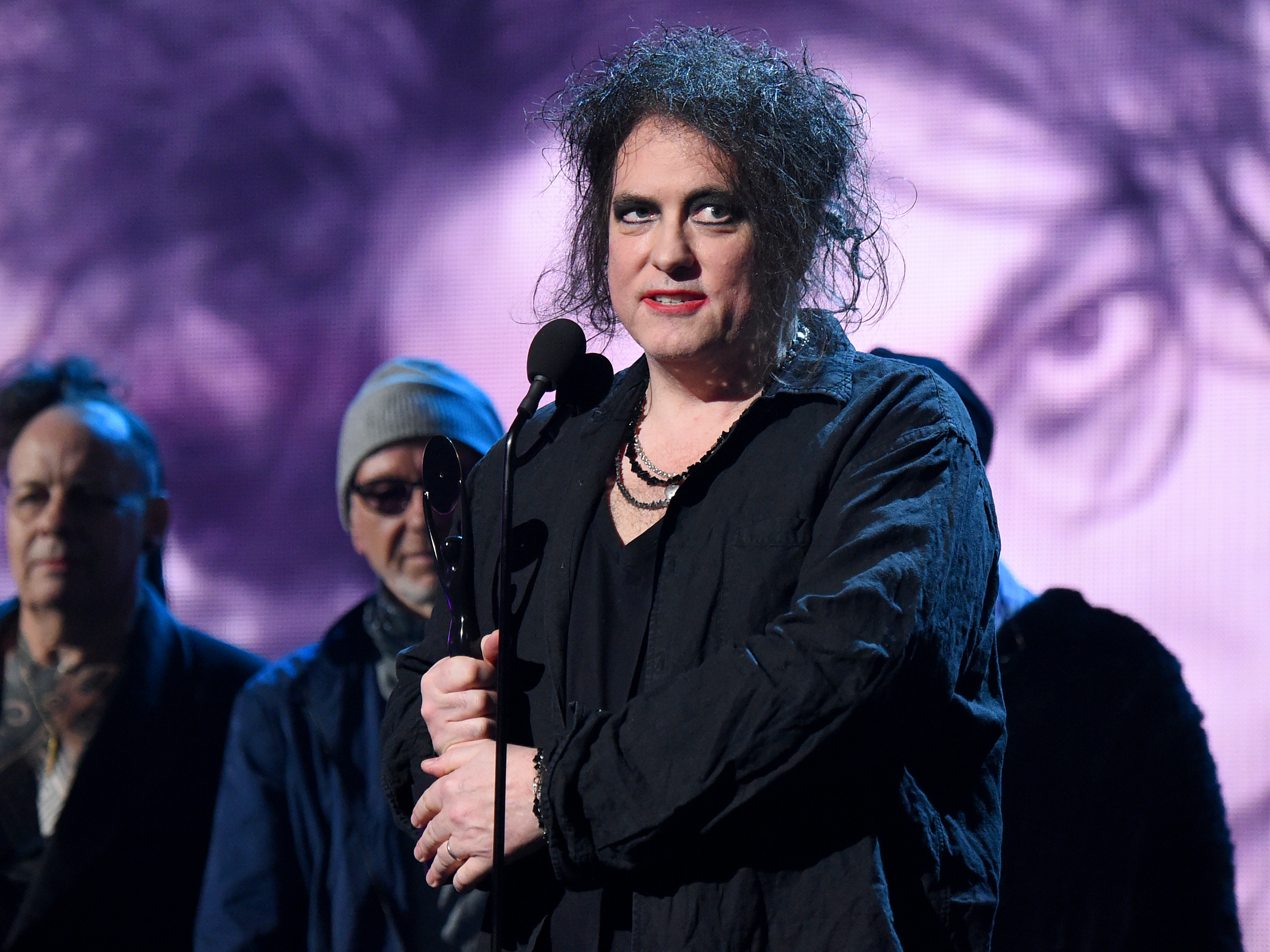 Will The Cure Tour The UK? The Glastonbury Headliners Are A Must-See