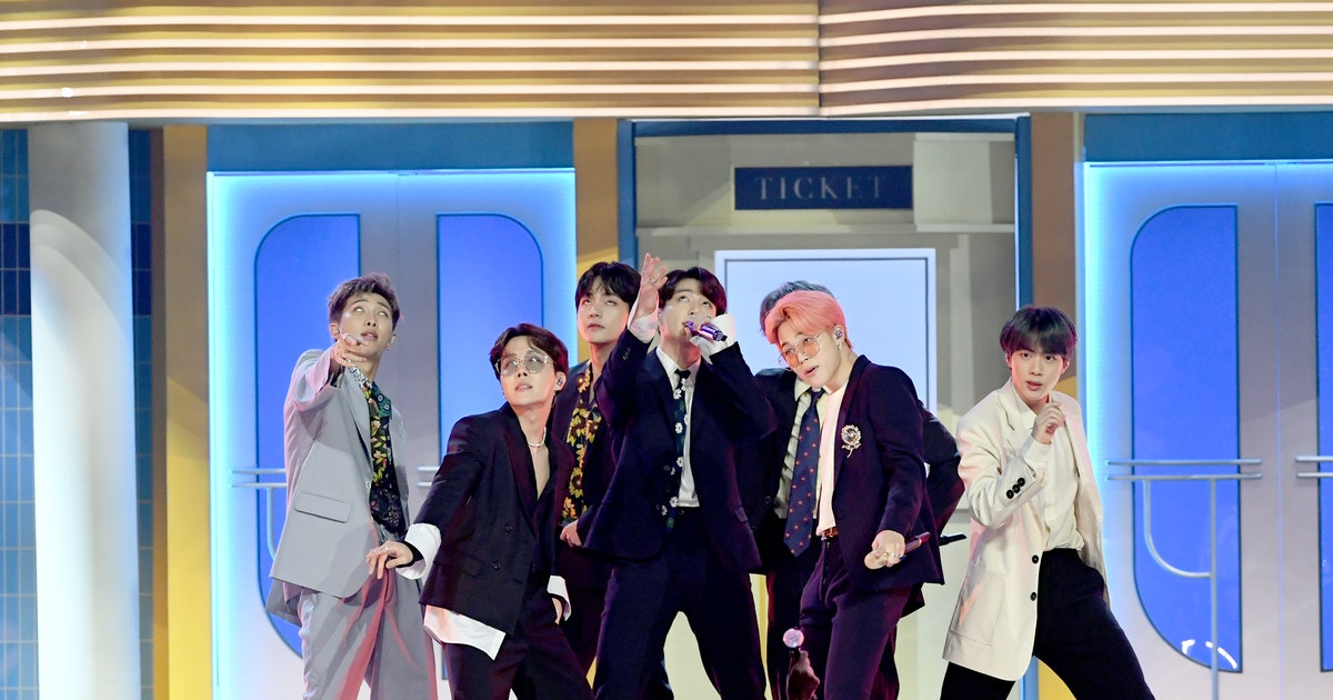 The 7 Best Moments From BTS' Wembley Concert That You'll Want To Watch Over & Over Again