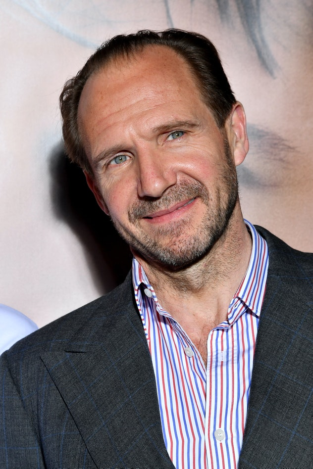 Prince Charles and Ralph Fiennes are related.