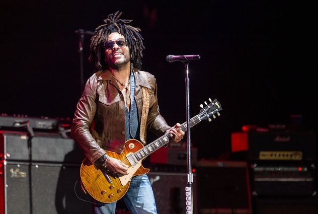 Al Roker and Lenny Kravitz are related.
