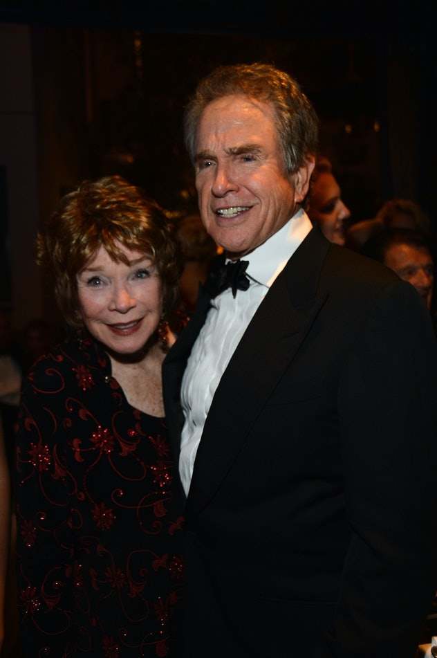 Shirley Mcclain and Warren Beatty are siblings.