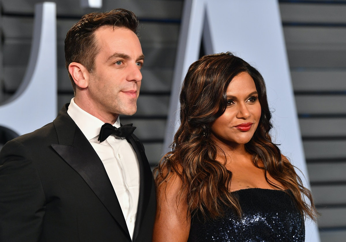 B.J. Novak Is Mindy Kaling's Daughter's Godfather, Because These BFFs Will Always Be Family
