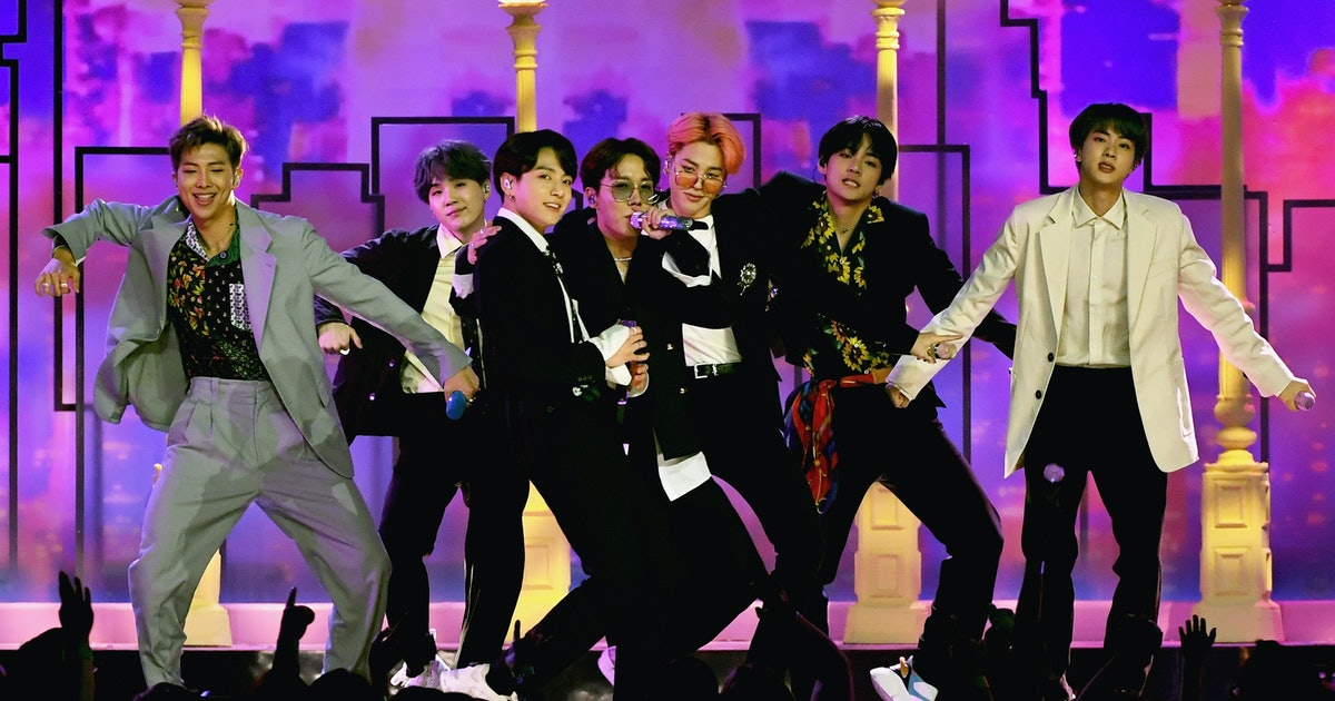 The 6 Best Moments From BTS' Last Day Of Muster That Are Too Cute To Handle