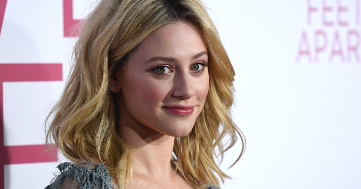 Lili Reinhart Will Star In The 'Our Chemical Hearts' Movie Adaption