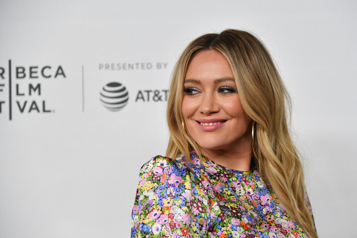 Hilary Duff's Newest Instagram Post Makes It Clear She Supports A Woman's Right To Choose