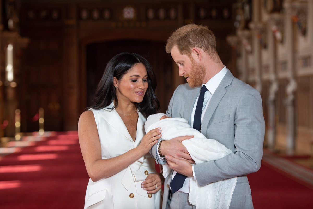 Meghan Markle Is Allegedly Taking Archie To The U.S. So Be Ready To Teach Him How To Be American