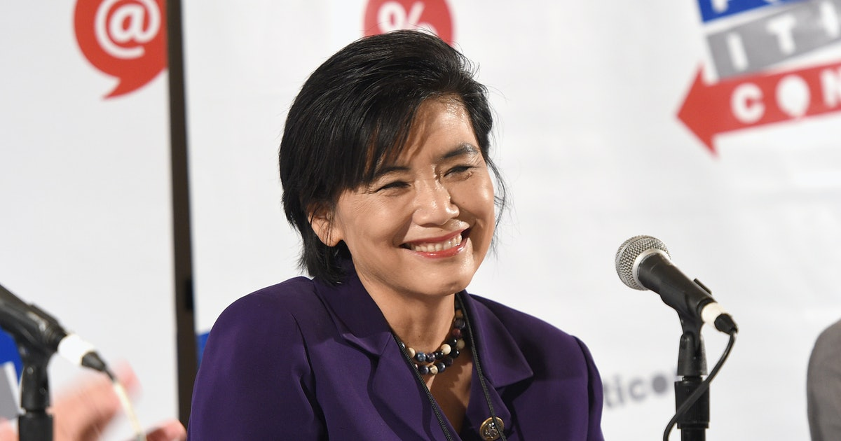 How Rep. Judy Chu Plans To End Hunger On College Campuses