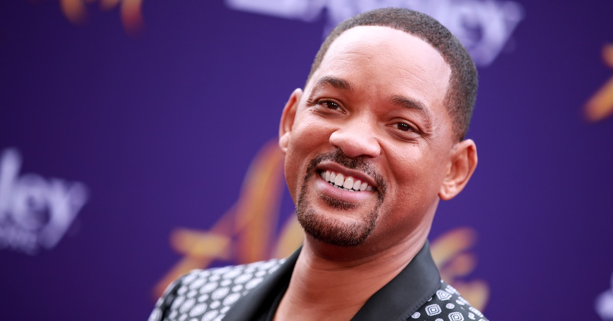 Will Smith Stayed In Character As The Genie For The Cutest Reason Ever