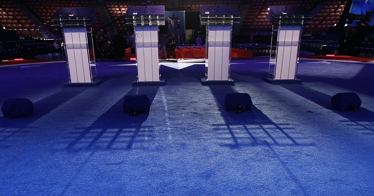 Why Are There Two Democratic Debates? The First 2020 Showdown, Explained