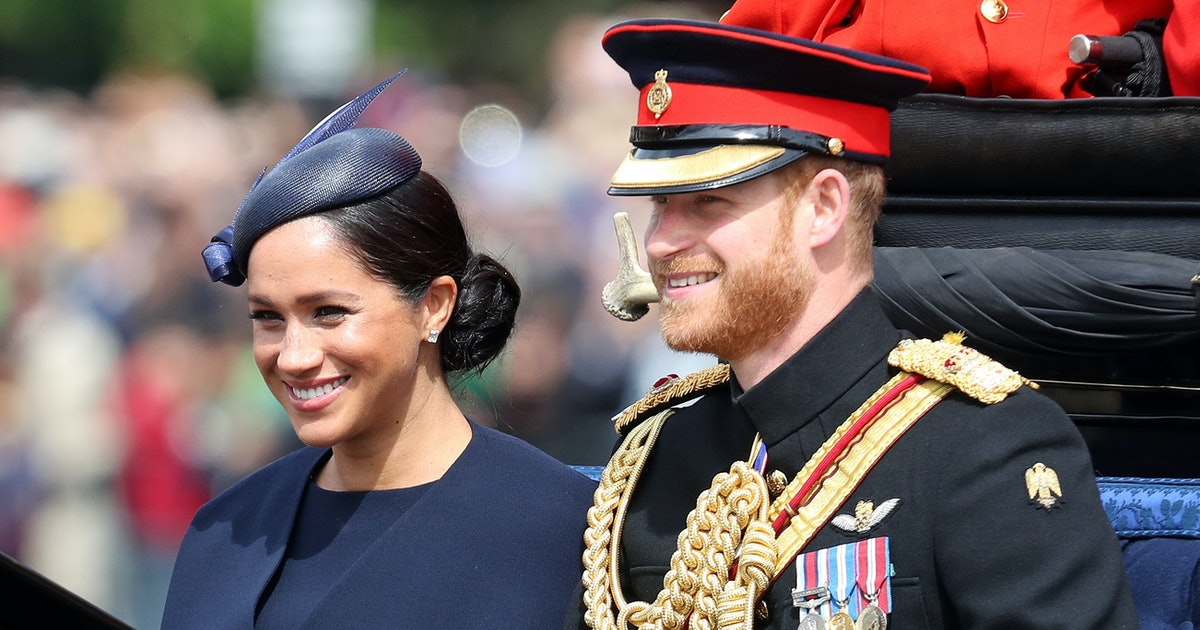 Prince Harry And Meghan Markle's 2019 Royal Tour Of Africa Has Just Been Announced — Here's What We Know