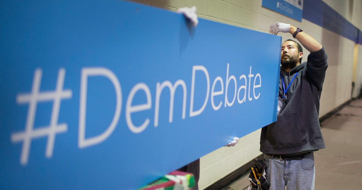 When Do The Democratic Debates End? You Might Need To Stay Up Later Than Usual